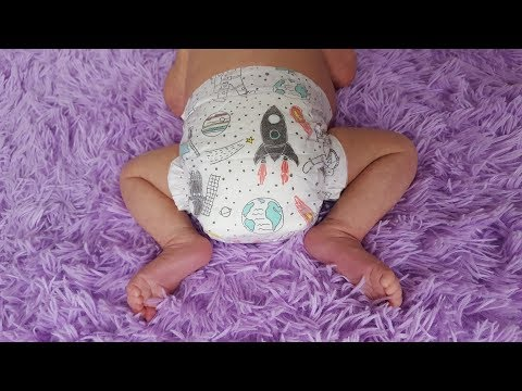 DIAPER RASH | Baby Care with Jenni June