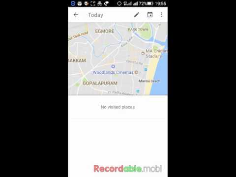 How to Find your Mobile GPS Location History