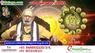 Makara Rasi (Capricorn Horoscope) మకర రాశి- June 02nd