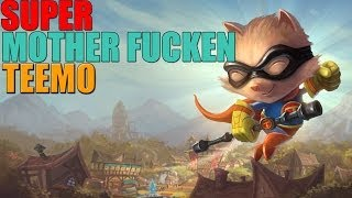 Teemo Solo Invade   First Blood =]