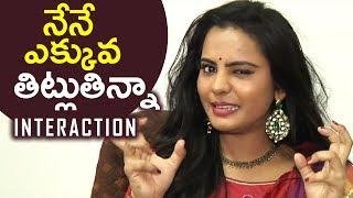 Actress Manasa Himavarsha Interacting With Fans | Fashion Designer S/o Ladies Tailor | TFPC