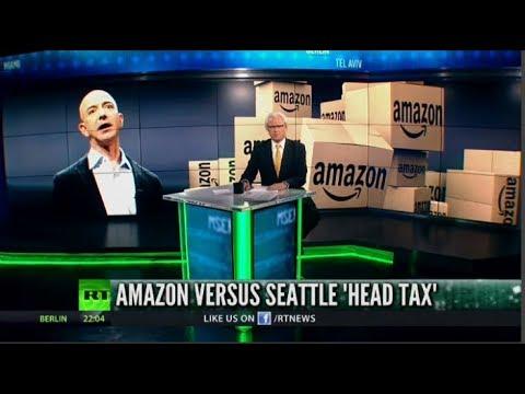 Amazon Vs.The City Of Seattle