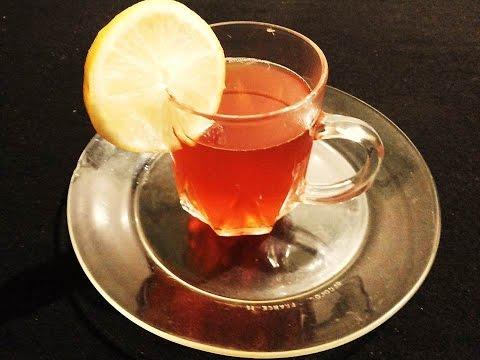 Lemon Tea Recipe (निम्बू चाय) by Kiran's Recipe