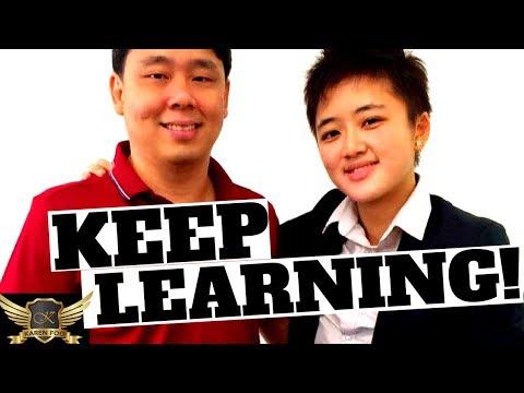 FINDING A MENTOR IN BUSINESS , TRADING & IN LIFE | MEETING ADAM KHOO | Karen Trader Vlog 051