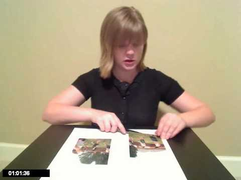 Back to the Basics Beginner Scrapbooking Part 2: Removing Photos from Magnetic Albums