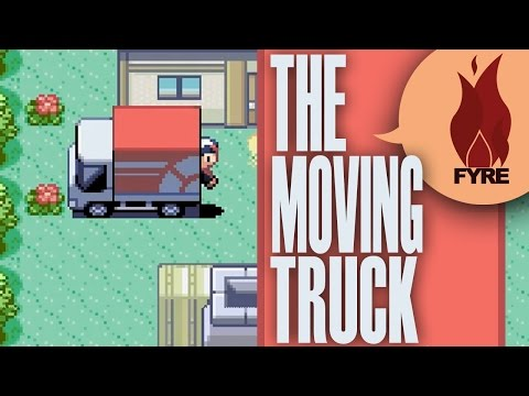 POKEMON RUBY (ep 1) The Moving Truck
