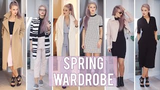 Spring Outfit Haul | Inthefrow