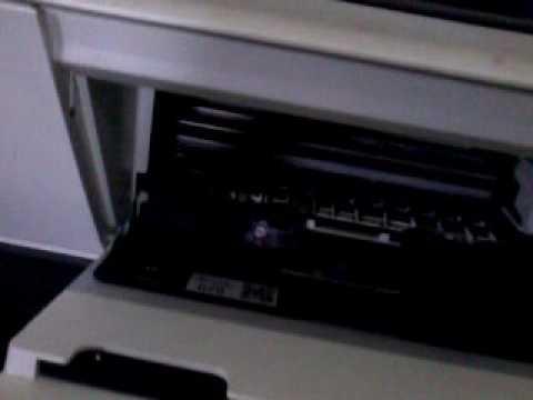 Cara mengganti tinta (cartridge) printer HP Deskjet 2540 dengan mudah