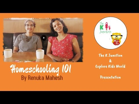 Homeschooling India 101 - An Ultimate Guide To Get Started | The K Junction