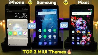 Samsung Experience Ui Theme For Miui 10 Amazing Look | Best
