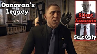 HITMAN Donovan's Legacy Trending Contract Silent Assassin, Suit Only