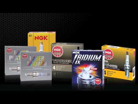 Spark Plug Types - NGK Spark Plugs - Tech Video