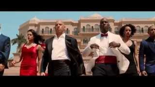 FAST & FURIOUS 7 (2015) - On Blu-ray & DVD September 15 (EXTENDED EDITION) PAUL WALKER [HD]
