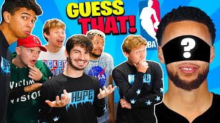 Guess That NBA Player!! (2HYPE Edition)