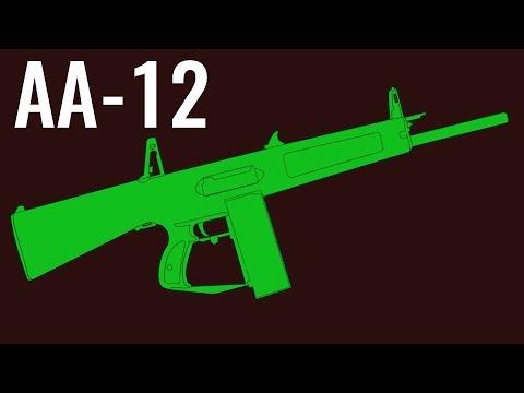 AA-12 - Comparison in 10 Random Video Games