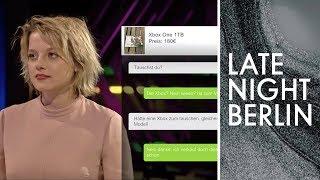 Download Jella Haase und Tom Schilling spielen eBay Kleinanzeigen Karaoke | Late Night Berlin | ProSieben Video