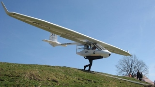 Archaeopteryx Personal Aircraft