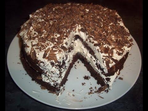 Baileys / irish cream chocolate cake