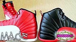 online store 870df 616e7 THE TRUTH BEHIND UNAUTHORIZED JORDANS  (REAL OR FAKE ) jordan 12 alternate  vs 2016 flu game 12s