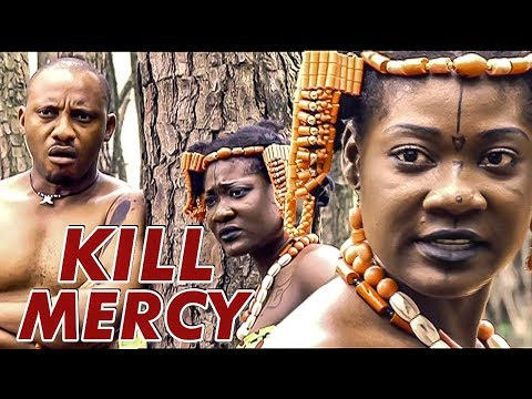 KILL MERCY 1 (MERCY JOHNSON) - NIGERIAN NOLLYWOOD MOVIES  Cover