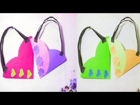 How to Make Fancy Bag || DIY Fancy Bag Making || Crafts Design