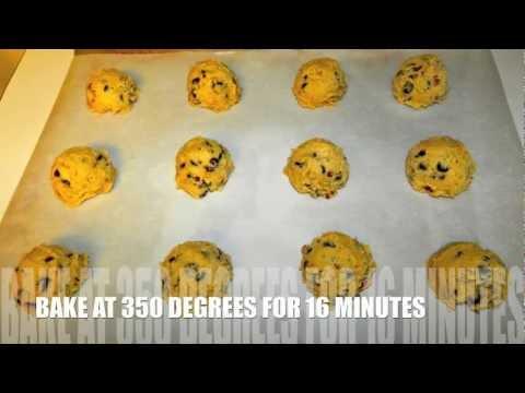Baileys Chocolate Chip Cookies Recipe