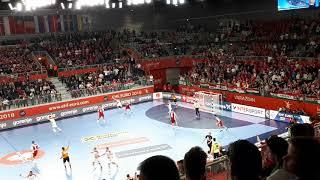Férfi kézi Eb: a magyar-spanyol mérkőzés utolsó perce