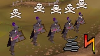 Trying To Pk Emblem Farmers With My Ironman