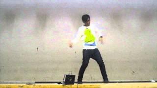 """hiphop Away From Violence"" Auditions - Rj Delacruz"