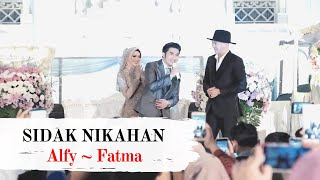 SIDAK DI SAMARINDA, Pernikahan Alfy Saga & Fatma • #SidakPanggung (EPISODE 4)