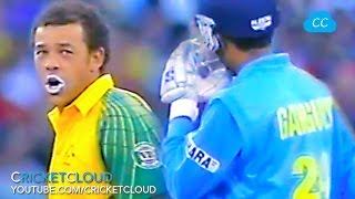 Australia FIRED UP Sourav Ganguly DADA with their Sledging !!