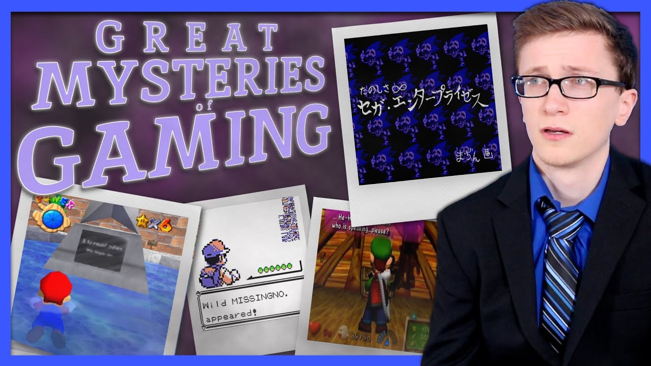 The Great Mysteries of Gaming - Scott The Woz