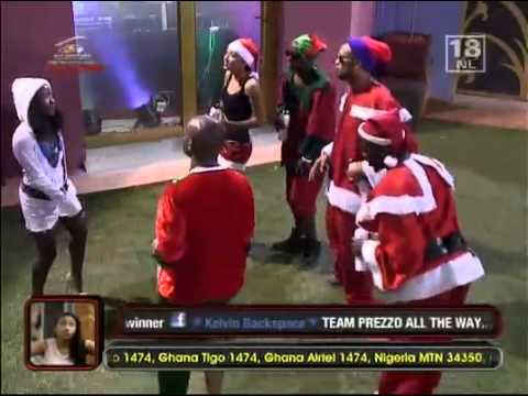 Lady May Dance   Big Brother Africa StarGame   Africa's Top Reality TV Show