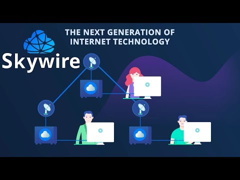 What is the Skywire Decentralized Internet? A Skywire Primer