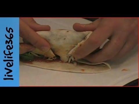 How to...Make a Killer Vegetarian Burrito