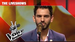 Niyam Kanungo - Ehsaan Tera Hoga   The Liveshows   The Voice India S2