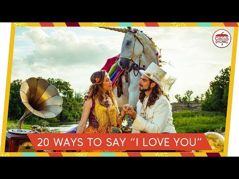 20 Ways to Say I LOVE YOU | #CouplesGoals #RelationshipGoals