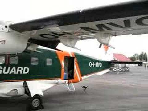 Dornier Do 228 walkaround