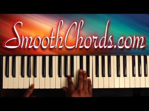 Walk Around Heaven - The Mighty Clouds Of Joy - Piano Tutorial