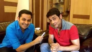 Inside Prosenjit Chatterjee's house! with RJ Somak