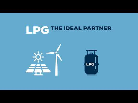 The Benefits of LPG at a Glance - Energy