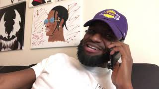 LeBron James Recruits NBA Stars To Join The Lakers!