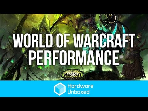 World of Warcraft - GPU Benchmark