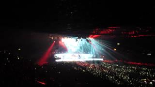 Muse Sunburn Live Lg Arena Birmingham 30/10/12
