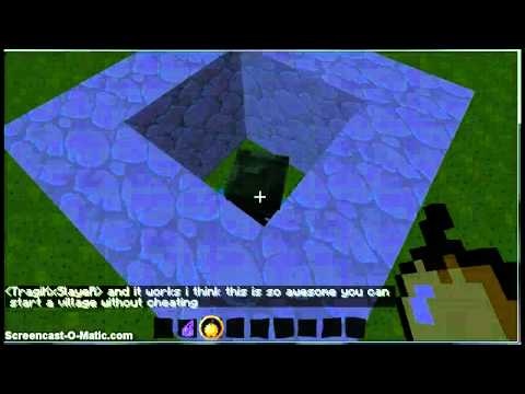 Minecraft HOW TO CURE A ZOMBIE VILLAGER 1.6.4