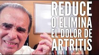 Episodio #1173 Reduce O Elimina El Dolor De La Artritis