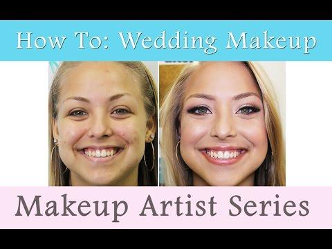 How To:  Wedding Makeup - Makeup Artist Series