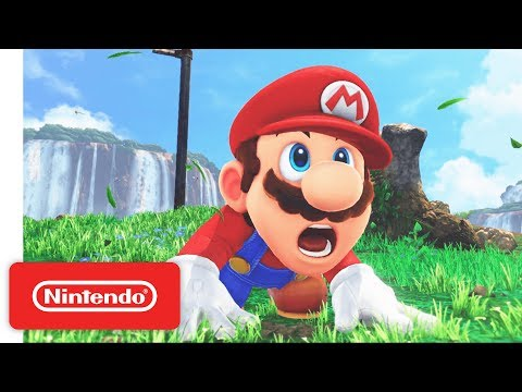 watch Super Mario Odyssey - Game Trailer - Nintendo E3 2017