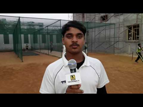 Kalyan Cricket Academy in Kukatpally, Hyderabad - Live Video Review Conducted By Yellowpages.in