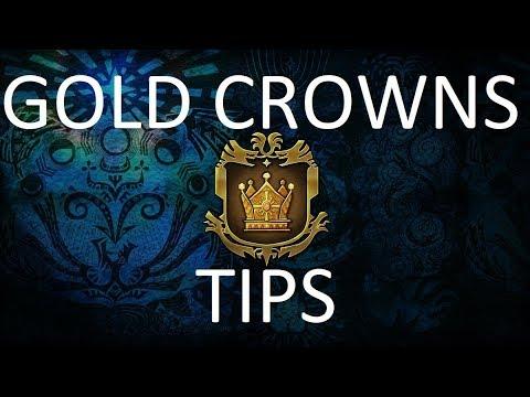 Monster Hunter World: How to Get Gold Crowns! (Platinum Trophy)